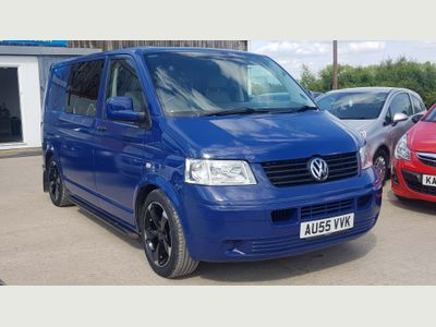 Volkswagen Transporter Panel Van 2.5 TDI T30 Panel Van 4MOTION 4dr (SWB)