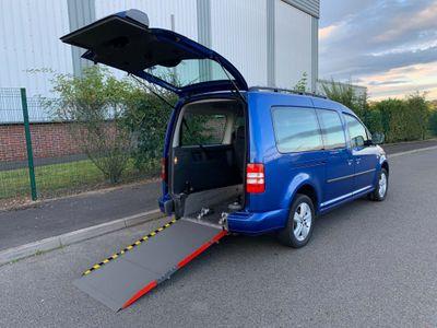Volkswagen Caddy Maxi Life MPV 1.6 TDI C20 Maxi Life DSG 5dr (7 Seats)