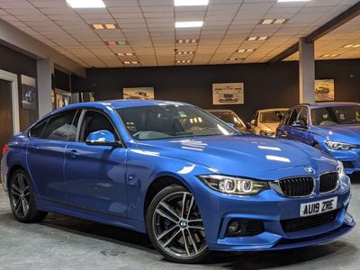 BMW 4 Series Gran Coupe Coupe 3.0 435d M Sport Gran Coupe Auto xDrive (s/s) 5dr