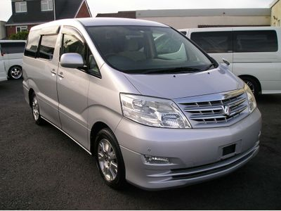 Toyota Alphard MPV 3.0 MX Ltd