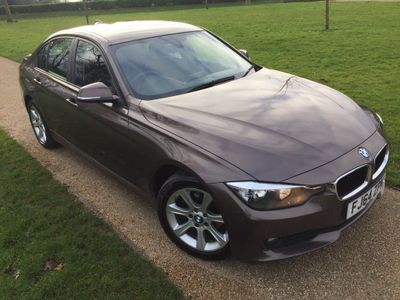 BMW 3 Series Saloon 1.6 316i ES (s/s) 4dr