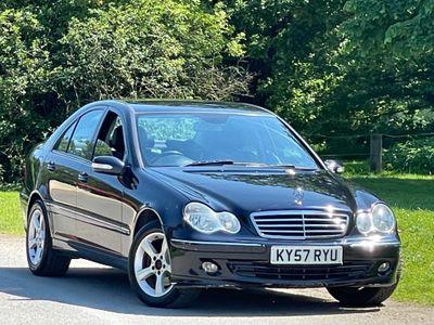 Mercedes-Benz C Class Saloon 1.8 C180 Kompressor Avantgarde SE 4dr