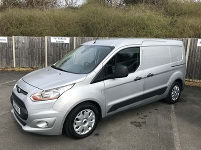 Ford Transit Connect Panel Van 1.6 TDCi 210 Trend L2 4dr