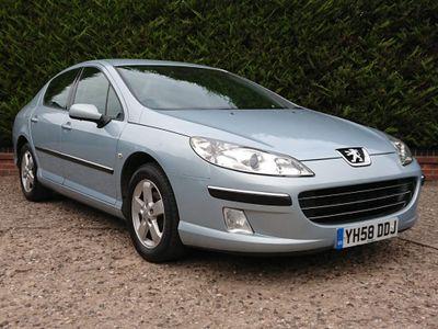 Peugeot 407 Saloon 1.6 HDi SE 4dr