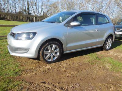 Volkswagen Polo Hatchback 1.2 TDI CR SE 3dr