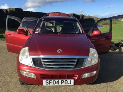 SsangYong Rexton SUV 2.9 TD RX 290 SE 5dr (7 seat)