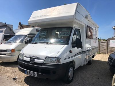 Compass Sorry Van Conversion Now sold