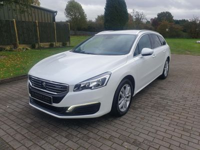 Peugeot 508 SW Estate 2.0 BlueHDi Active (s/s) 5dr