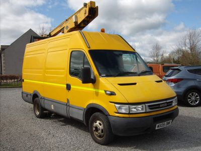 Iveco Daily Specialist Vehicle 65 C15 MWB