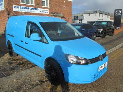 Volkswagen Caddy Maxi Panel Van 1.6 TDI C20 BlueMotion Tech Startline EU5 (s/s) 6dr