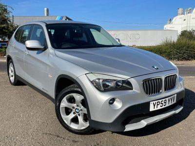 BMW X1 SUV 2.0 20d SE sDrive 5dr