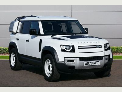 Land Rover Defender 110 SUV 2.0 Si4 S Auto 4WD (s/s) 5dr