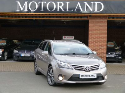 Toyota Avensis Estate 2.0 D-4D Icon Business Edition 5dr
