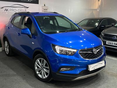 Vauxhall Mokka X SUV 1.4i Turbo Active Auto 5dr