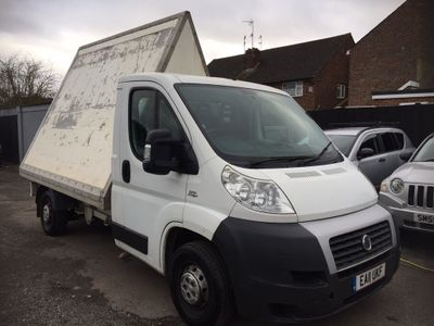 Fiat Ducato Chassis Cab 2.3 JTD MultiJet 35 Chassis Cab 2dr (MWB)