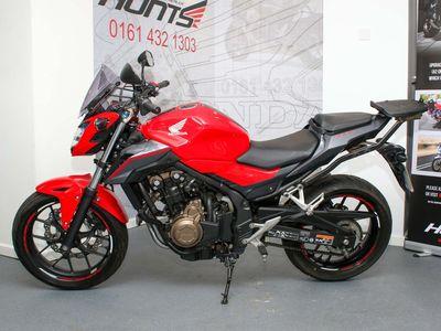 Honda CB500 Naked 500 FA