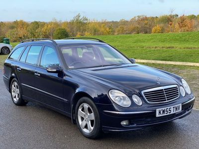 Mercedes-Benz E Class Estate 3.0 E280 CDI Avantgarde G-Tronic 5dr