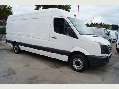 Volkswagen Crafter Panel Van CR35 2.0TDi 140 LWB HIGH ROOF VAN