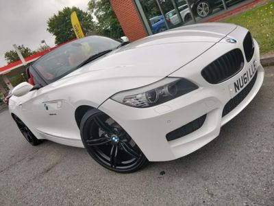 BMW Z4 Convertible 3.0 30i M Sport Highline Edition sDrive 2dr