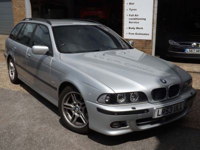BMW 5 Series Estate 2.5 525d Sport Touring 5dr