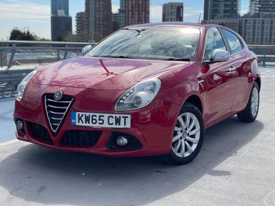 Alfa Romeo Giulietta Hatchback 1.4 TB MultiAir Business Edition ALFA TCT (s/s) 5dr
