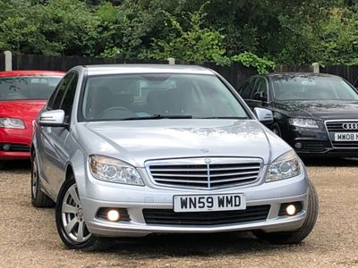 MERCEDES-BENZ C CLASS Saloon 1.6 C180 BlueEFFICIENCY Kompressor SE 4dr