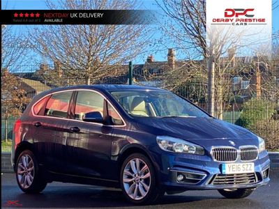 BMW 2 Series Active Tourer MPV 1.5 216d Luxury Active Tourer Auto (s/s) 5dr
