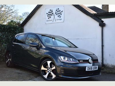 Volkswagen Golf Hatchback 2.0 TSI BlueMotion Tech GTI DSG (s/s) 5dr
