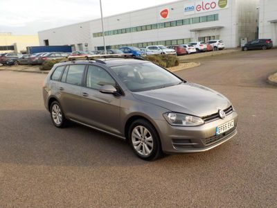 Volkswagen Golf Estate 2.0 TDI BlueMotion Tech SE DSG (s/s) 5dr