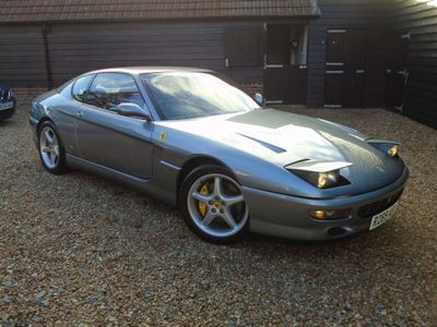 Ferrari 456 Coupe 5.5 GTA 2dr