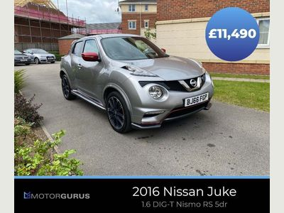 Nissan Juke SUV 1.6 DIG-T Nismo RS 5dr