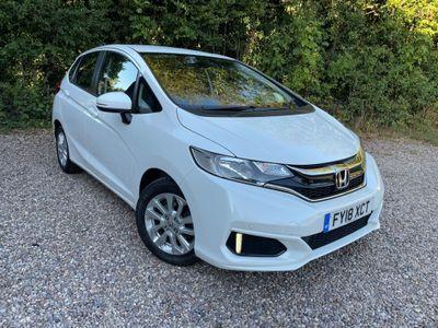 Honda Jazz Hatchback 1.3 i-VTEC SE CVT (s/s) 5dr