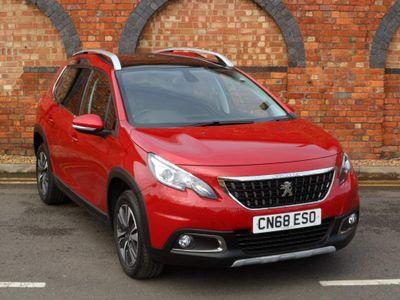 Peugeot 2008 SUV 1.2 PureTech Allure Premium (s/s) 5dr
