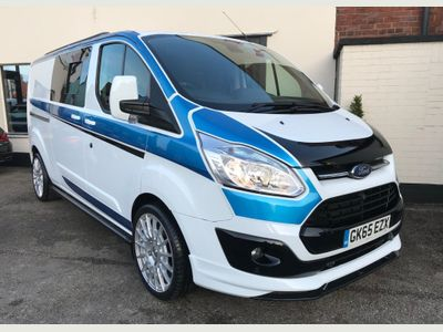 Ford Transit Custom Unlisted 2.2 TDCi 330 Trend L1 H1 5dr