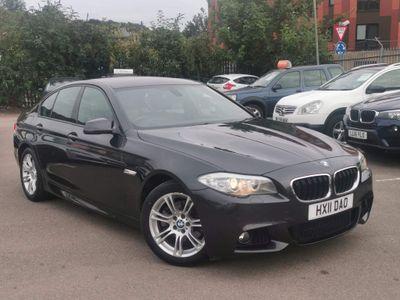 BMW 5 Series Saloon 520 Msports