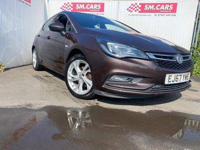 Vauxhall Astra Hatchback 1.4i Turbo SRi Nav 5dr