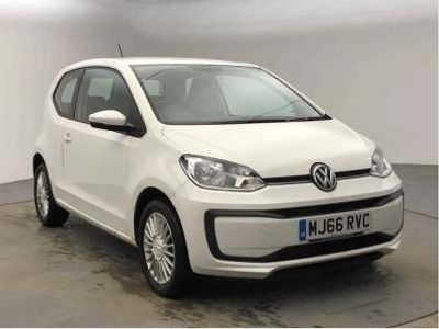 Volkswagen up! Hatchback 1.0 Move up! ASG 3dr