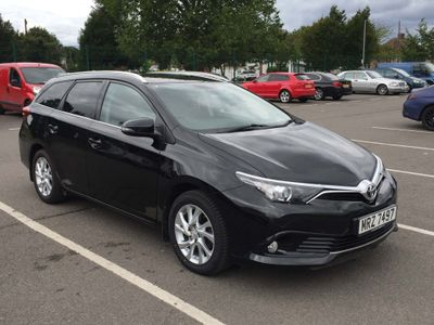 Toyota Auris Estate 1.2 VVT-i Business Edition Touring Sports (s/s) 5dr