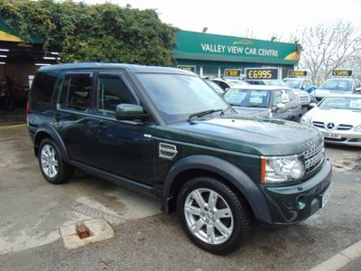 Land Rover Discovery 4 Other