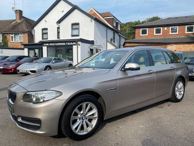BMW 5 Series Estate 520d SE TOURING AUTOMATIC
