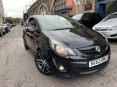 Vauxhall Corsa Hatchback 1.4T 16V Black Edition (s/s) 3dr (A/C)