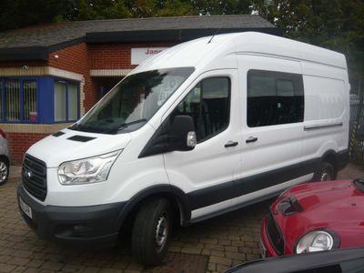 Ford Transit Combi Van 2.2 TDCI 350 DCIV L2 H2 EU5 CREW VAN