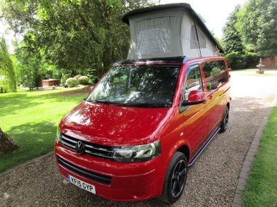 Volkswagen Transporter Campervan 2.0 Tdi Trendline Campervan