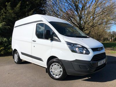 Ford Transit Custom Panel Van 2.2 TDCi 290 L1 H2 5dr