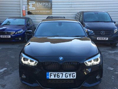 BMW 1 Series Hatchback 2.0 118d M Sport Shadow Edition Sports Hatch Auto (s/s) 5dr