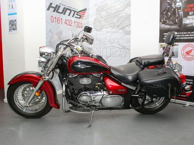 Suzuki Intruder 800 Custom Cruiser VL800 K1