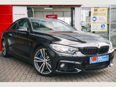BMW 4 Series Coupe 3.0 435i M Sport Auto 2dr