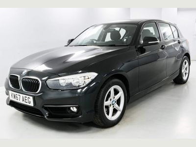 BMW 1 Series Hatchback 2.0 118d SE Sports Hatch Auto (s/s) 5dr