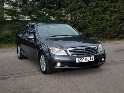 Mercedes-Benz C Class Saloon 1.6 C180 BlueEFFICIENCY Kompressor Elegance 4dr