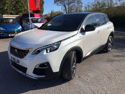 Peugeot 3008 SUV 1.5 BlueHDi GT Line (s/s) 5dr